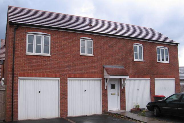 Thumbnail Flat to rent in Marlborough Road, Hadley, Telford
