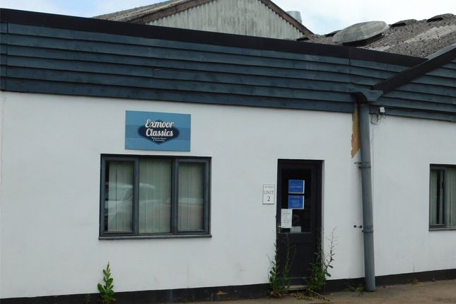 Thumbnail Light industrial to let in Old Cleeve, Minehead