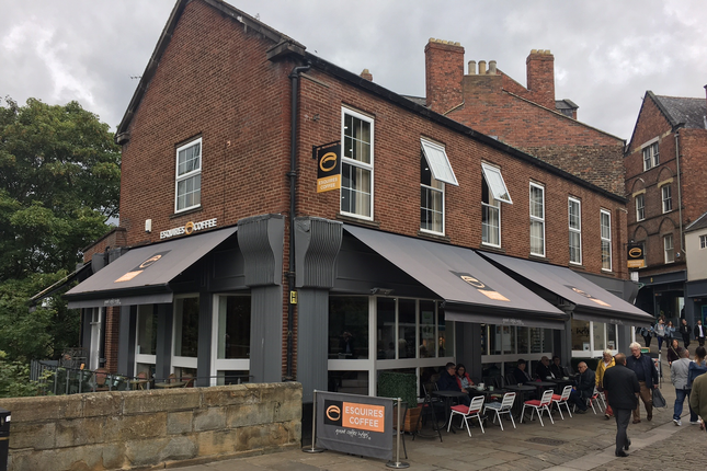 Thumbnail Restaurant/cafe to let in Silver Street, Durham