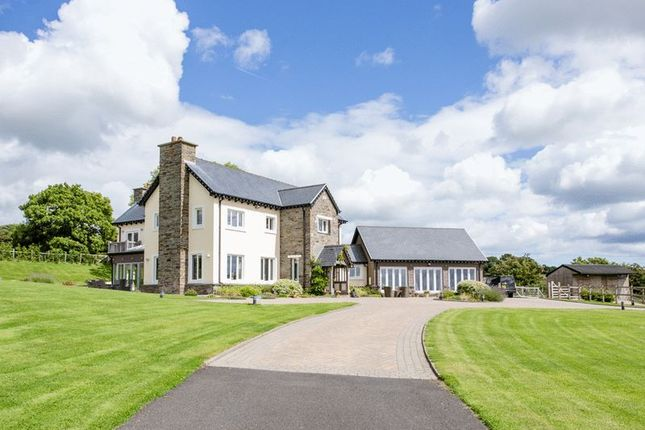 5 bed detached house for sale in Lilleo Farmhouse, Lower Sulby Farm