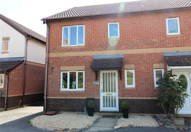 Thumbnail Semi-detached house for sale in Blaisdon, Locking Castle, Weston-Super-Mare, North Somerset.