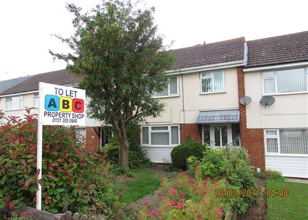 Thumbnail Terraced house to rent in Braemar Court, Ellesmere Port