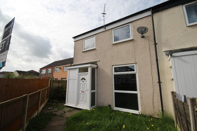 Thumbnail End terrace house to rent in Dawlish Place, Preston