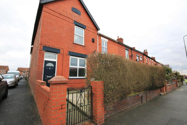 Thumbnail Terraced house for sale in Ormskirk Road, Pemberton, Wigan