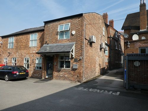Thumbnail Office to let in Poplar House, 126A Ashley Road, Hale