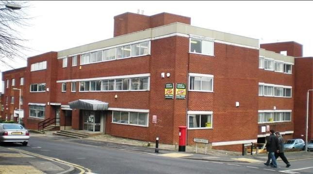 Thumbnail Block of flats for sale in Napier Road, Luton