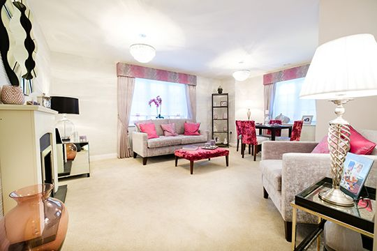 Thumbnail Flat to rent in Le Jardin, Station Road, Letchworth Garden City, Hertfordshire