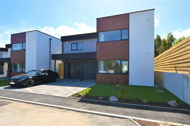 Thumbnail Detached house for sale in Village Heights, Plympton, Plymouth, Devon