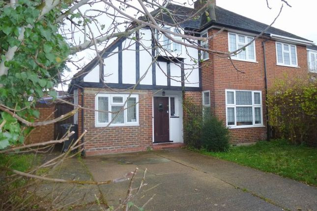 Thumbnail Property to rent in Kenley Road, New Malden