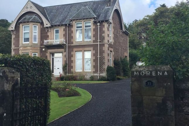 Thumbnail Flat to rent in 33 Victoria Terrace, Crieff
