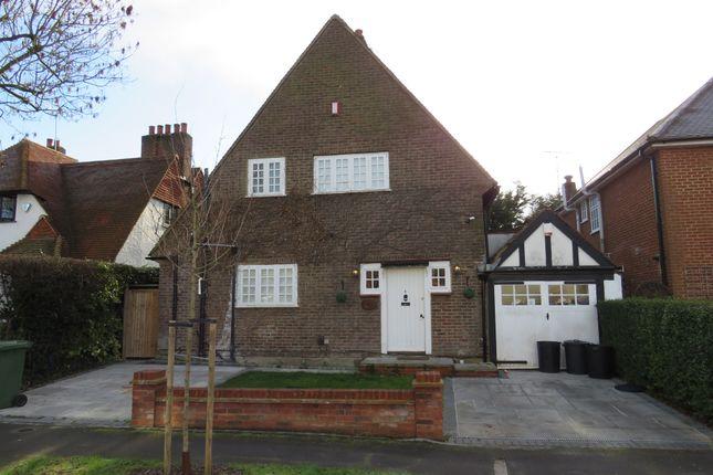 Thumbnail Detached house for sale in Risebridge Road, Exhibition Estate, Gidea Park