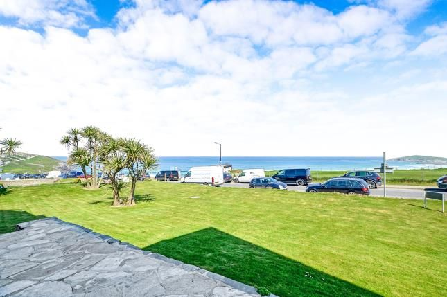 Thumbnail Flat for sale in Esplanade Road, Pentire, Newquay
