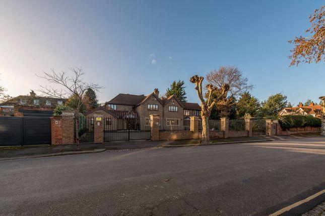 Thumbnail Detached house to rent in Parkside Gardens, Wimbledon Village, London
