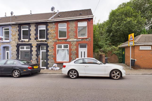 Thumbnail End terrace house for sale in Alexandra Terrace, Cwmaman, Aberdare, Rhondda Cynon Taff