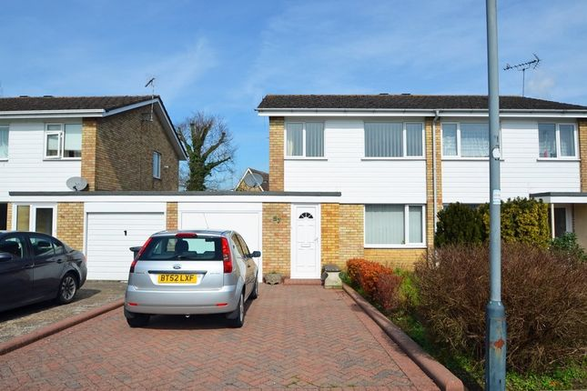3 bed semi-detached house for sale in Weston Close, Dunchurch, Rugby