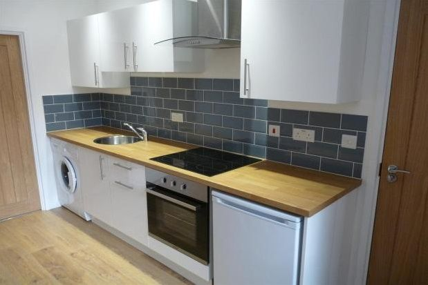 Thumbnail Flat to rent in Queen Street, Leicester