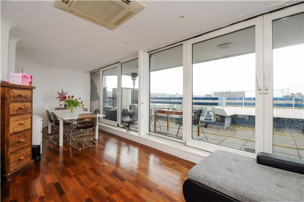 Thumbnail Flat for sale in Astoria Court, High Street, Purley, Surrey