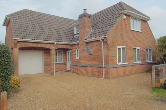 Thumbnail Detached house for sale in Church Lane, Colden Common, Winchester, Hampshire