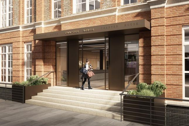 Office to let in Chapter House & Verse Building 1 -2 Cranwood Street, London
