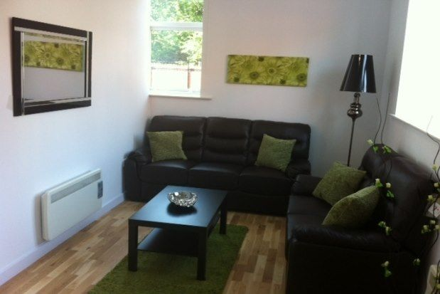 Thumbnail 1 bed flat to rent in 121 Jackson Crescent, Manchester