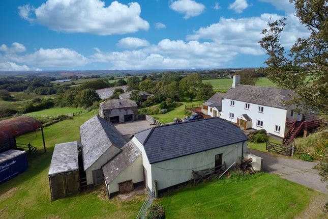 Thumbnail Detached house for sale in Kelly, Lifton