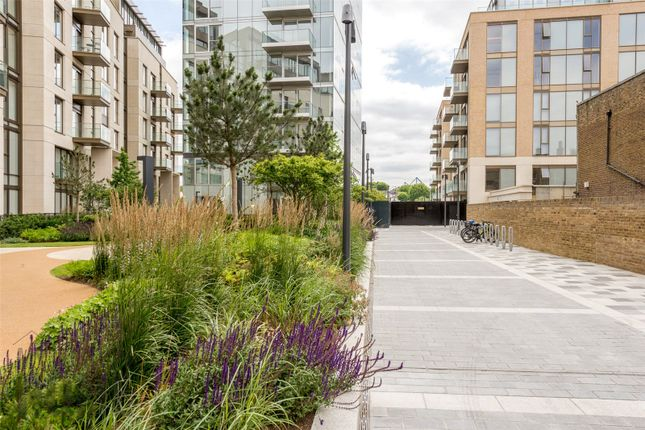 Thumbnail Flat for sale in Bolander Grove North, Lillie Square, West Brompton, London