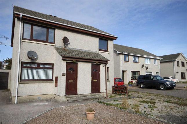 Thumbnail Flat for sale in Mallard Drive, Peterhead, Aberdeenshire