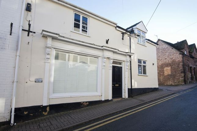 1 bed terraced house for sale in Church Street, Ross-On-Wye