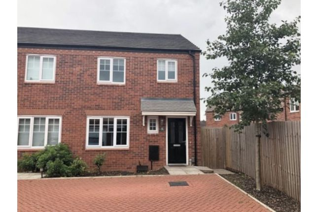 3 bed end terrace house to rent in Walney Drive, Birmingham B36