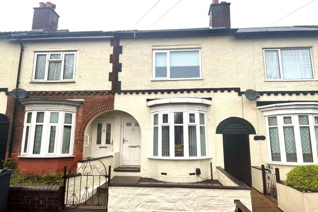 Thumbnail Terraced house for sale in Whitacre Road, Birmingham