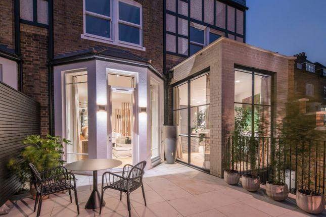 Thumbnail Maisonette for sale in Elsworthy Road, Primrose Hill, London
