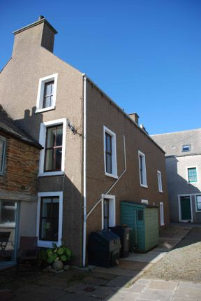 Thumbnail Town house for sale in Ronasvoe, 42 Alfred Street, Stromness