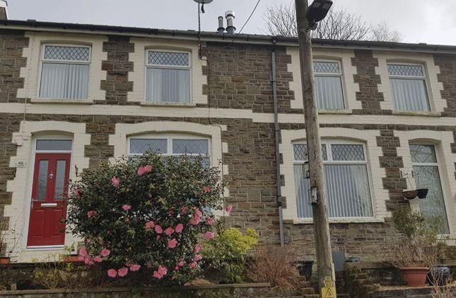 Thumbnail Detached house for sale in Windsor Road, Six Bells, Abertillery