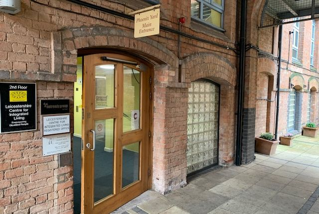Thumbnail Office to let in Upper Brown Street, Leicester
