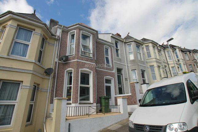 Thumbnail Flat for sale in Turret Grove, Mutley