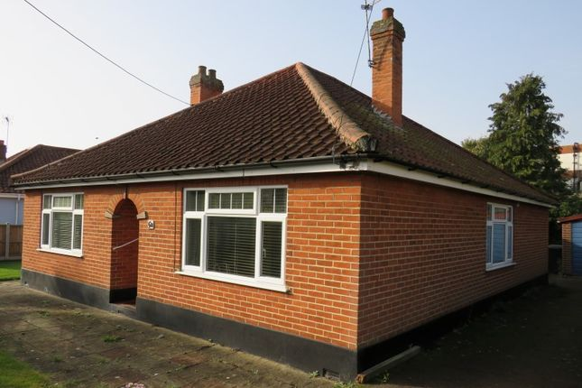Thumbnail Bungalow for sale in The Entry, Diss, Norfolk