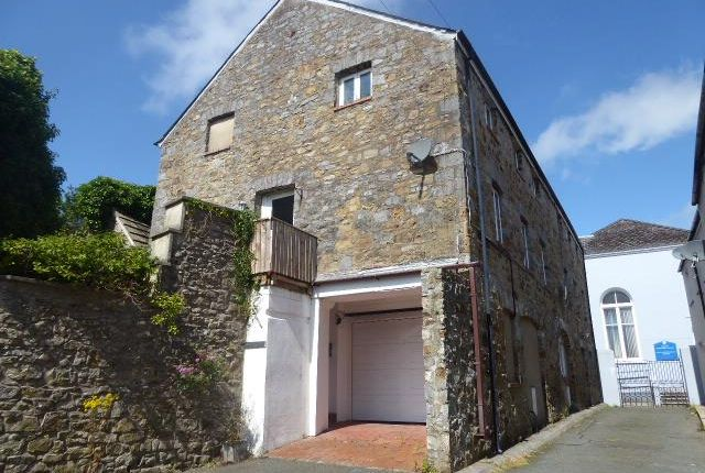 Thumbnail Terraced house to rent in Ebenezer Row, Haverfordwest