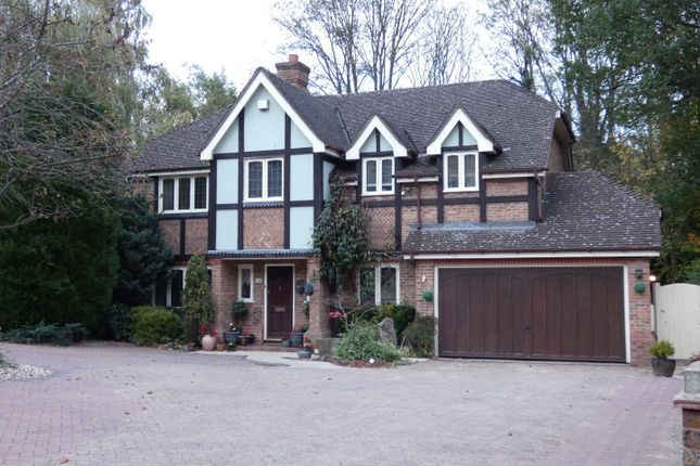 Thumbnail Detached house to rent in Tudor Hill, Sutton Coldfield