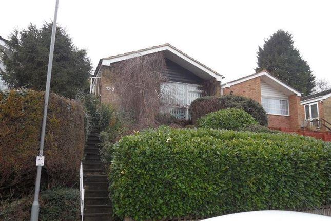 Thumbnail Bungalow to rent in Devon Road, Luton