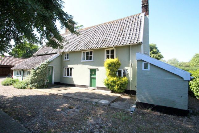 Thumbnail Detached house to rent in Low Road, Marlesford, Woodbridge