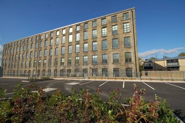 Thumbnail Flat to rent in Apartment, Wren Nest Mill, Glossop