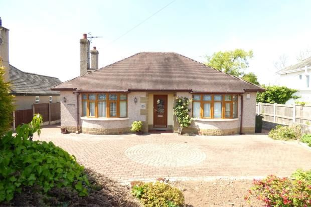 Thumbnail Detached bungalow for sale in Throstle Grove, Slyne, Lancaster