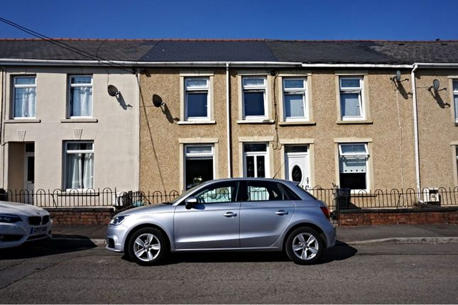 Thumbnail Terraced house for sale in Arnold Place, Tredegar
