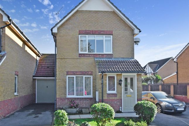 Thumbnail Detached house to rent in Linnet Close, Wick, Littlehampton