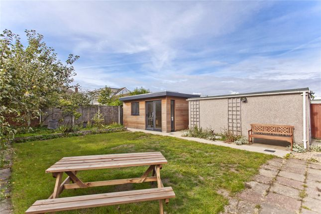 Thumbnail Detached bungalow for sale in Braemar Avenue, Southbourne, Bournemouth