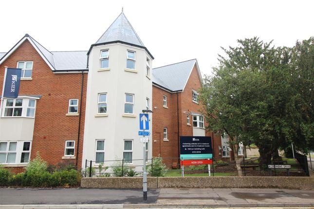 Thumbnail Flat for sale in Berridge Place, Peterborough
