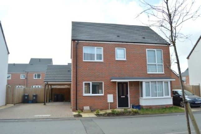 Thumbnail Shared accommodation to rent in Centurion Crescent, Newcastle-Under-Lyme