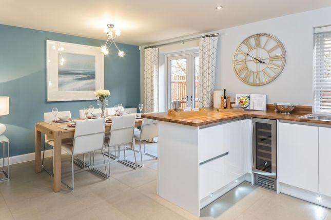 "Detached house for sale in ""Chester"" at Lightfoot Lane, Fulwood, Preston"