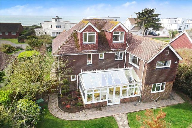 Thumbnail Detached house for sale in West Kingston Estate, East Preston, West Sussex