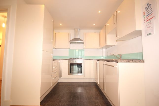 Thumbnail Flat to rent in The Crescent, City Centre, Plymouth